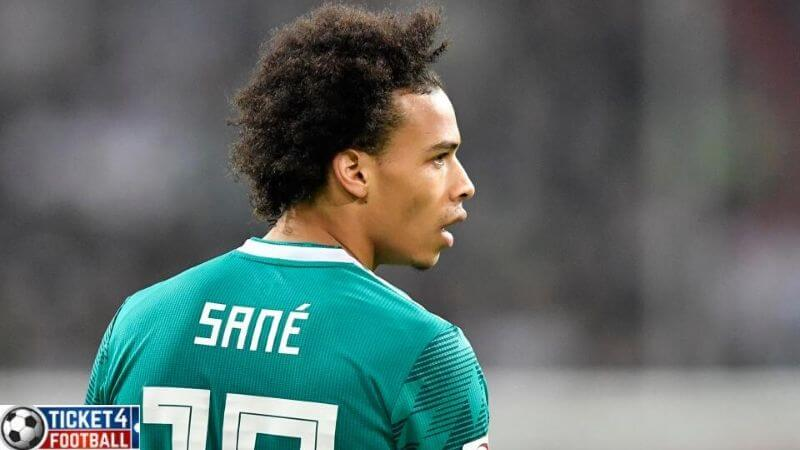 Leroy sane will be part of the Germany national team for the Euro Cup 2020