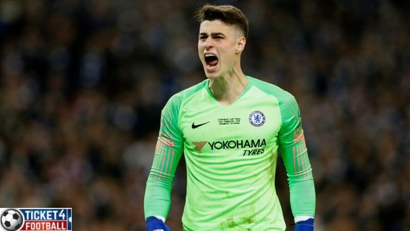 Kepa next move with doubts about his role at Spain Euro 2020 team