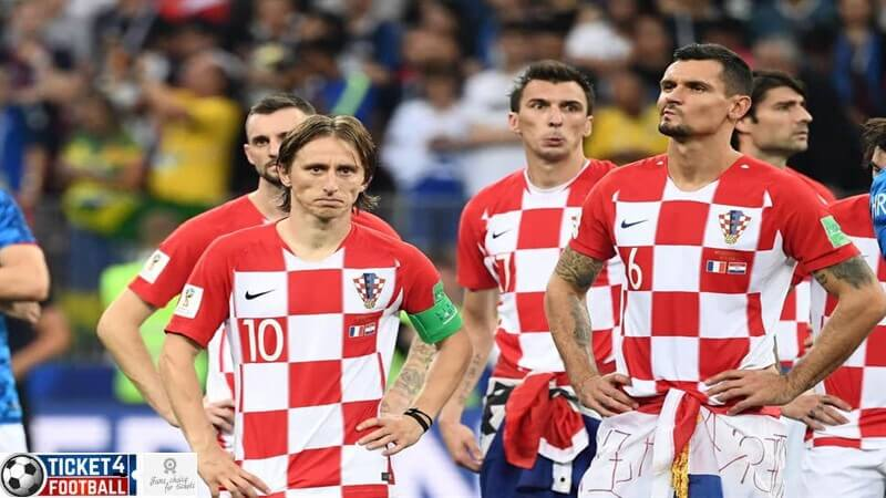 Euro 2020: Croatia continue Slovakia scare to join Germany in finals