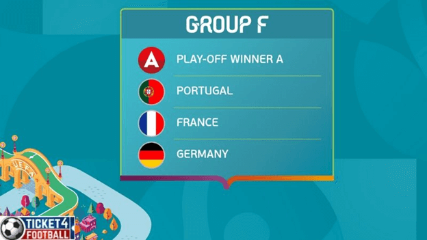 Euro Cup Group F will take place from 16-24 June 2020